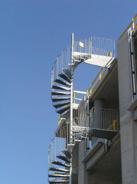 Schody spiralne 9