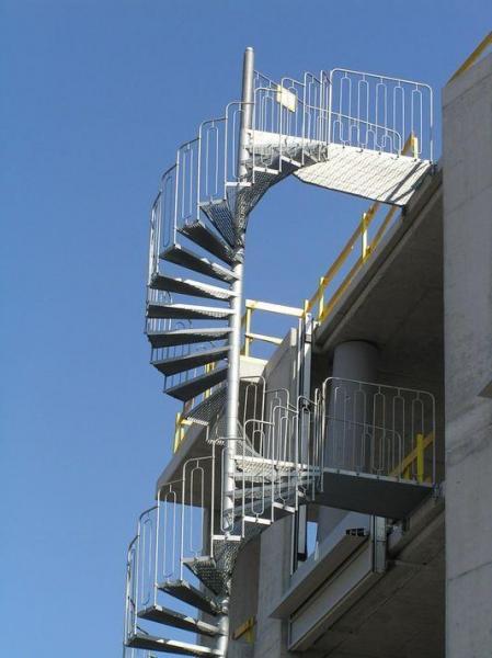 Schody spiralne 6