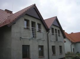 balustrady domy