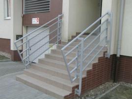 balustrady schodów