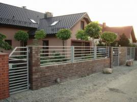 brama ogrodzenie
