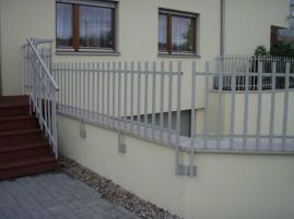 ogrodzenie balustrada